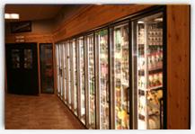 Beer cooler- Lawrence, MI- American Cooler Technologies