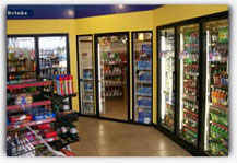 Walk in cooler lawrence mi american cooler technologies for Build your own walk in beer cooler