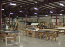 Display Coolers Production Floor Image - American Cooler Technologies