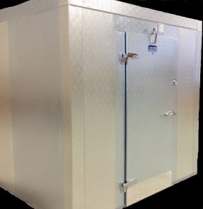 Mortuary cooler- Lawrence, MI- American Cooler Technologies